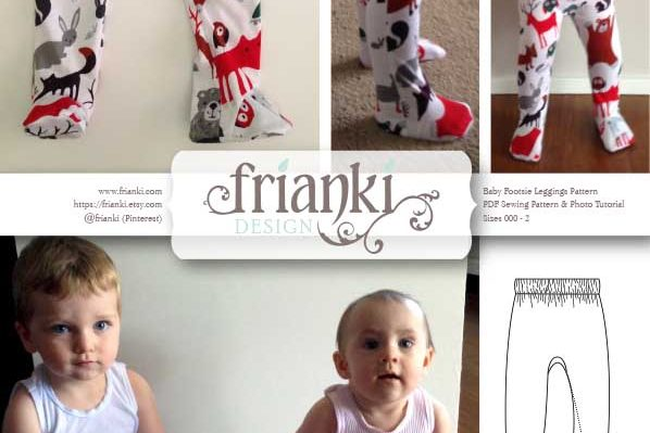 Baby Footsie Leggings – What a hurdle